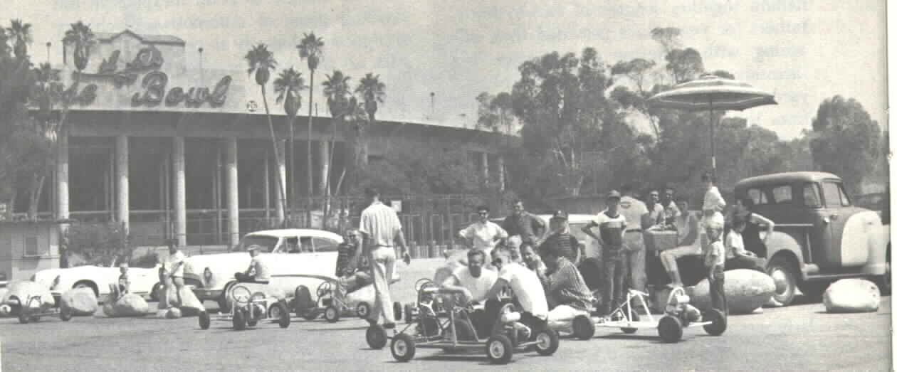 A Brief History Of Karting The Slip Angle